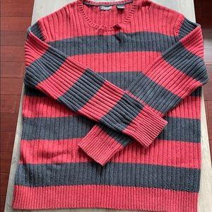 St John's Bay striped sweater. Size XL
